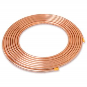 "COPPER PANCAKE COIL    1/2"" 12.70MM OD X 0.71 WALL R22"